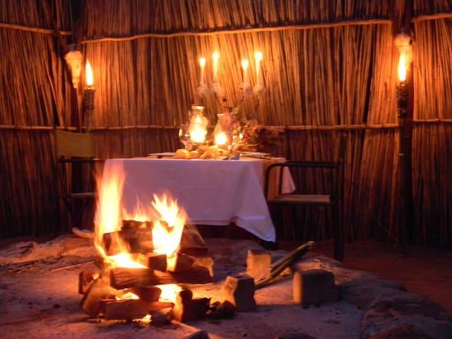 Romantic Dinning
