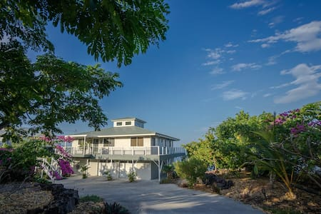 Pineapple Palace~Kona Coast~Pool~ Ocean Views