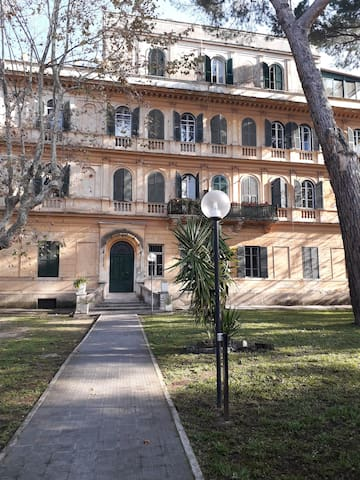 Historical apartment near Rome ( Castelli Romani)
