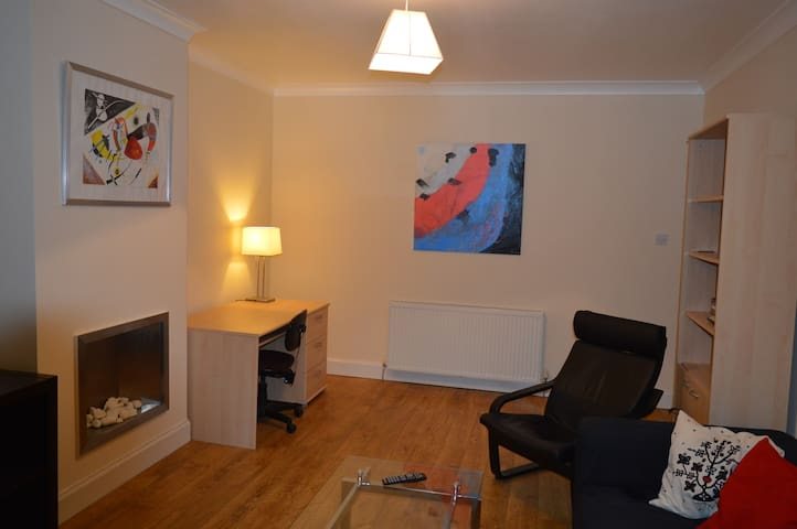 Modern and Bright Fully Furnished Flat