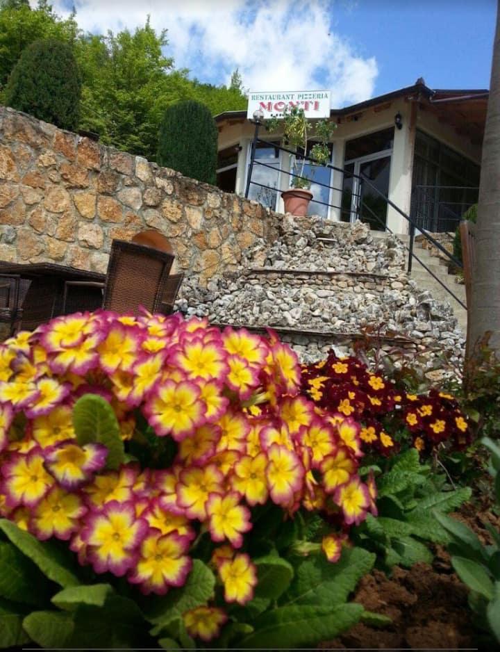 Village Lipkovo touristic  places