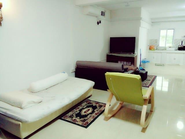 Private Apartment for Rent at Yangon, Myanmar