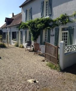 Lower-NORMANDY - Near DDay Beaches. - Bed & Breakfast