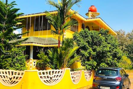 Fully Furnished Villa in South Goa | Majorda Beach