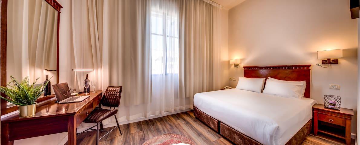 מלון סטורי - חדר סופריור זוגי