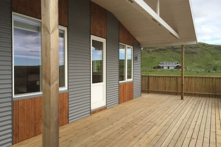 Relaxed cabin close to the Golden Circle - Flúðir - 小屋
