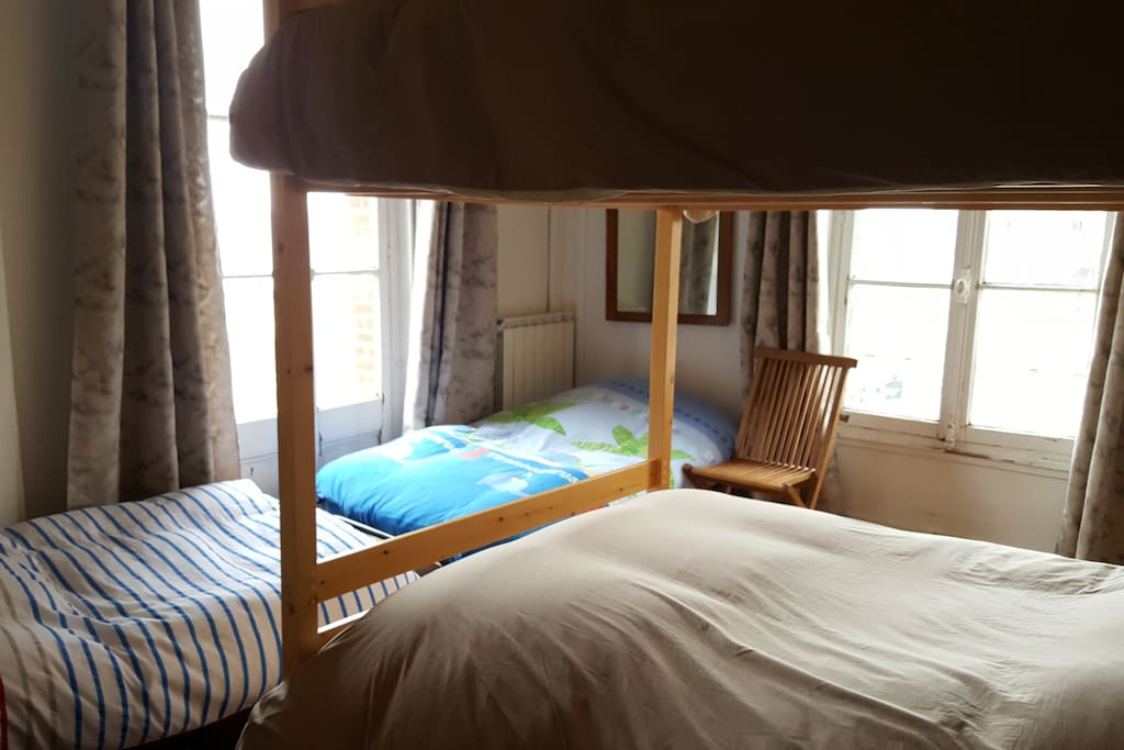 Chambre N°5 (7 couchages)