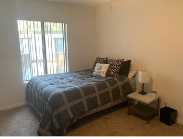 Sleep and Go for $50  good area  Master Bedroom.