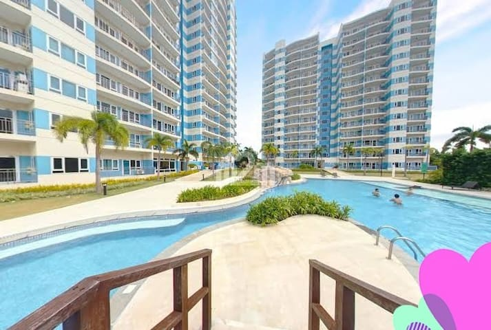 Staycation Condo For Rent @Amisa Residences
