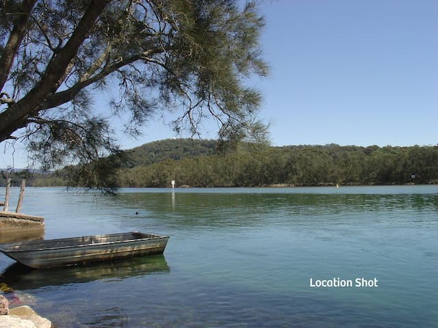 The Lake House - Lake Conjola
