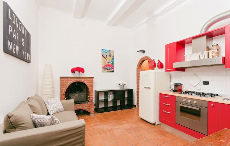 Cosy flat in the centre of Milan