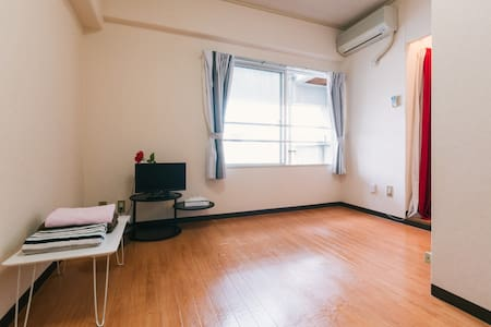 5 minutes walk from Hakata Station - 福岡市 - Lejlighed