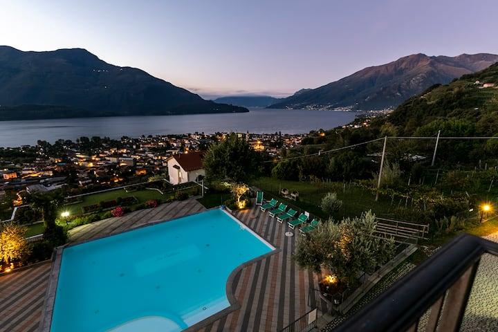 Lake Como - Residence La Collina - Nocciola