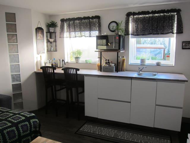 Modern Studio Apartment - Reikiavik - Departamento