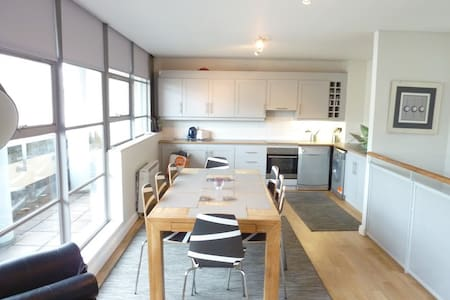 Double Room in Temple Bar Penthouse - Dublin - Apartamento