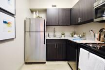 Full kitchen will all necessities!