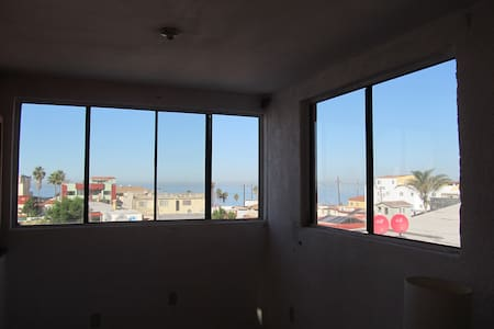 Private studio, steps from the beach, great views - Tijuana