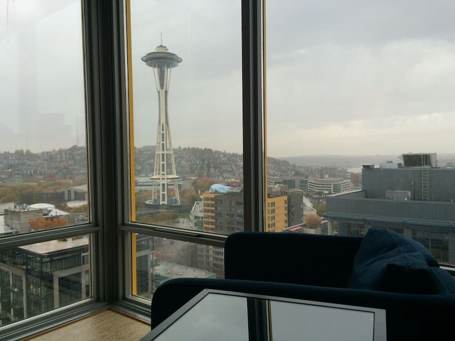 seattle belltown high rise studio apartments for rent in