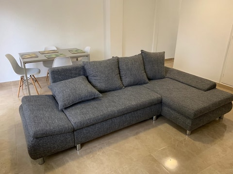LEILIGHETEN, en moderne minimalistisk bolig✨