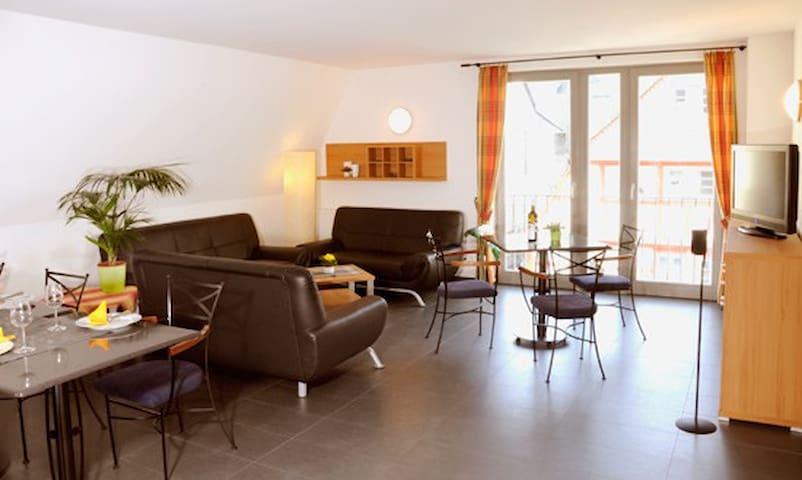 Große Wohnung bis 16 Personen/4 Haushalte möglich!