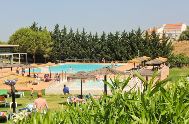 Lagos - Marina Park T1 with Swimming pool