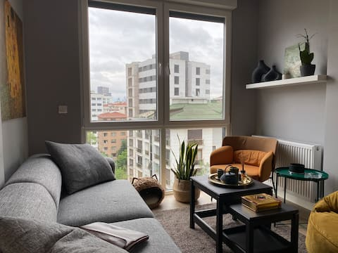 One Bedroom Apartment in Göztepe