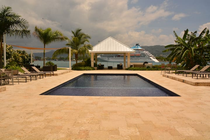 Luxury apartment in Jamaica--Freeport, Montego Bay - Montego Bay - Apartament