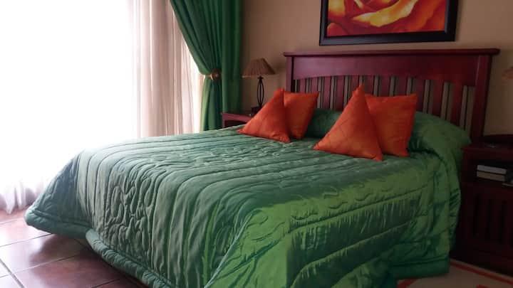 Meintjies Lodge room 2