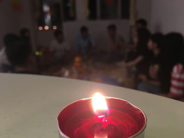 有趣的灵魂总会相遇(ღˇˇღ)欢乐四人间女生床位 - Гуанчжоу