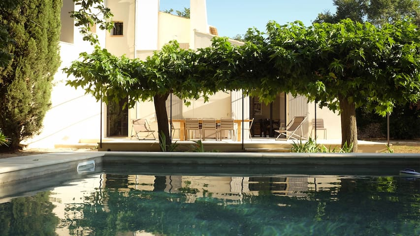 Uzès - Belle maison de vacances proche Uzès