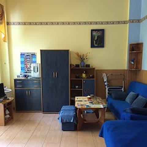 Kołobrzeg -Pokój z łazienką blisko morza i centrum