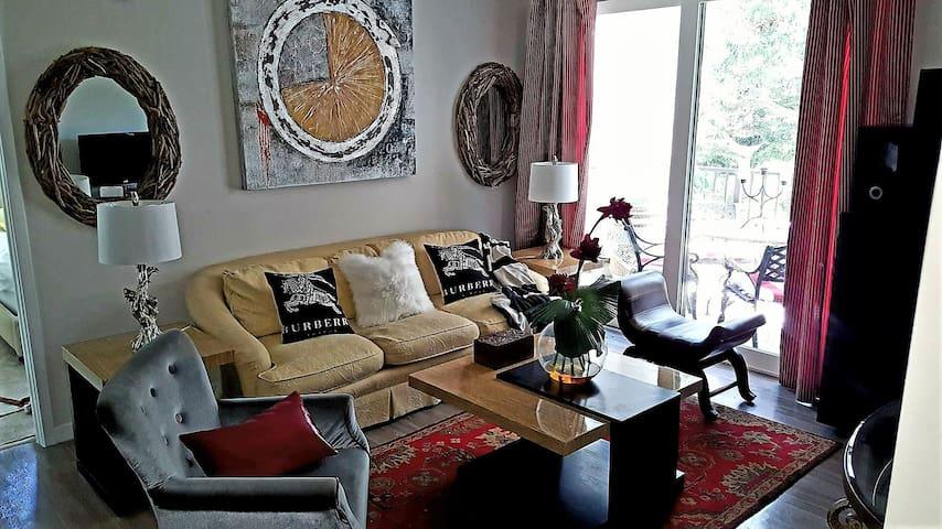 Casa Plush - Eclectic  Lux comfort