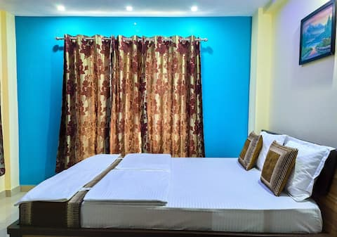 RG Homes Furnished one BHK flat