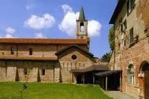 Abbazia Cistercense di Tiglieto, risalente al XII secolo