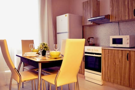 Отличная 2-х комнатная квартира в центре города! - 喀山