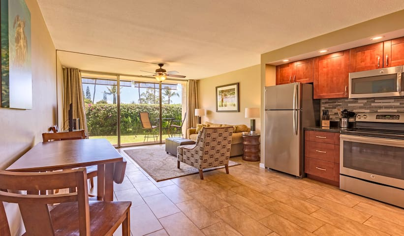 Walk to Napili Bay, Beautiful Private Condo - Lahaina - Apto. en complejo residencial