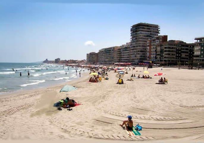 Playa de El Perelló