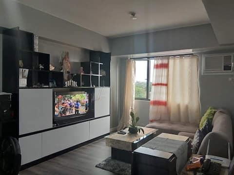 Cozy 1Bedroom Staycation in Serin WestTagaytay