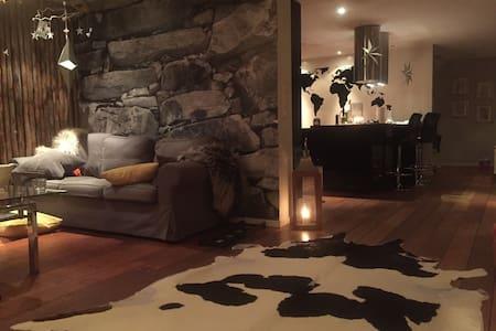 Fint hus i rolig strøk - Melhus - Casa
