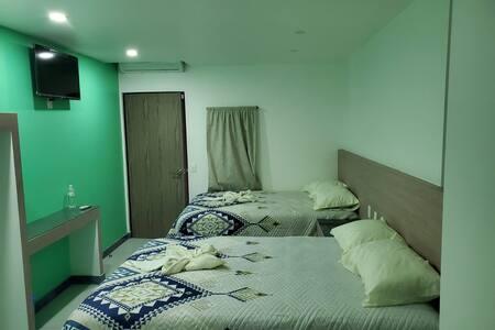Posada Inn Confortable y Bien Ubicado