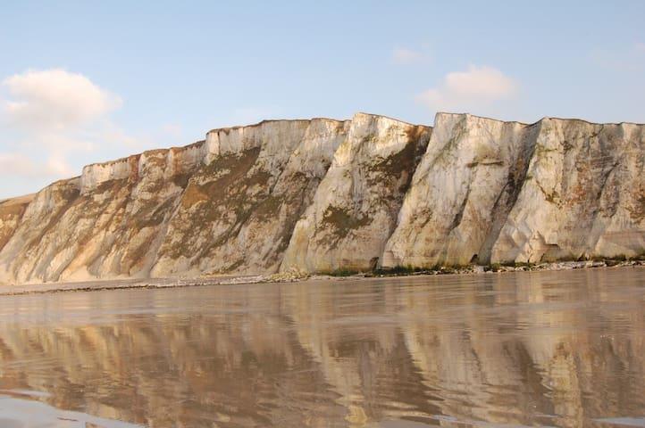 Chambres entre terre et mer