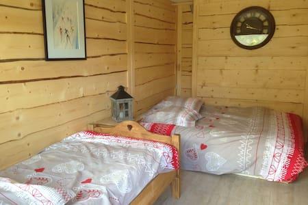Studio Midi-Plan en Vallée de Chamonix Mont-Blanc