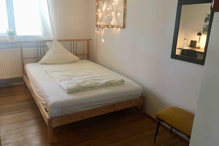 Grosses Zimmer mit großzügiger Wohnung in top Lage