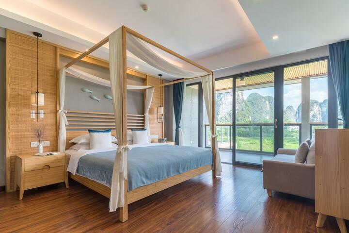 Zen Garden Resort, Zen Premium Studio Room