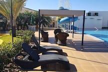 Flat 2 - Enseada Náutico Residence - Caldas Novas