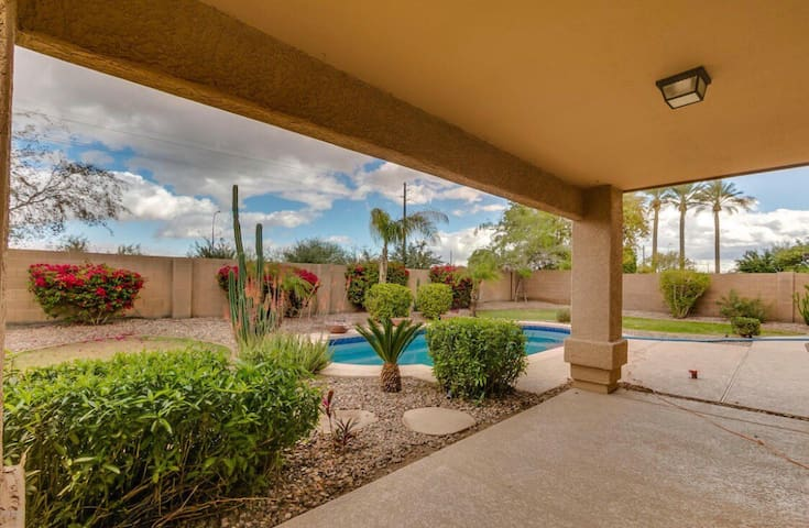OASIS-South MTN- 10MINS from Sky Harbor Airport