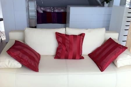 Nice furnished on 5 min center