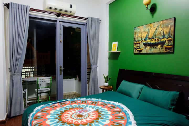 2 Cozy Rooms ocean view*3mins to the beach*F2