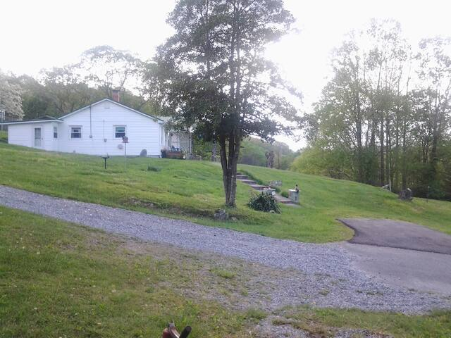 Shell House - Roan Mountain - Dům