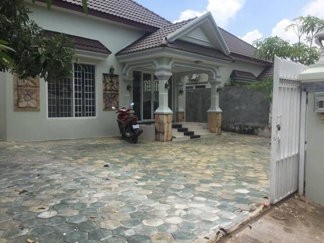Best Value Modern Home - Krong Preah Sihanouk - บ้าน